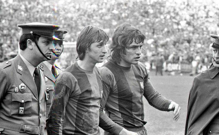 Johan Cruyff / Heredia