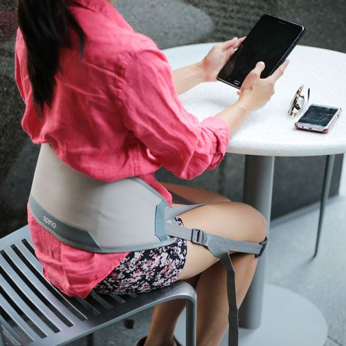 Spino Helps You Maintain Proper Sitting Posture
