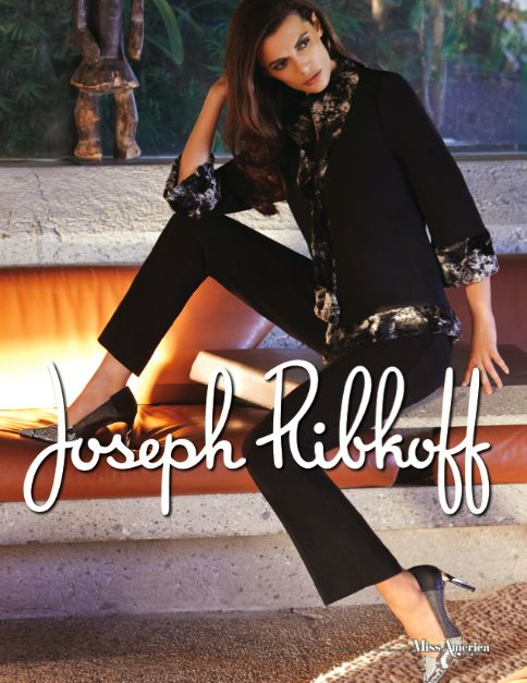 Joseph Ribkoff pants 143105 + jacket 143612