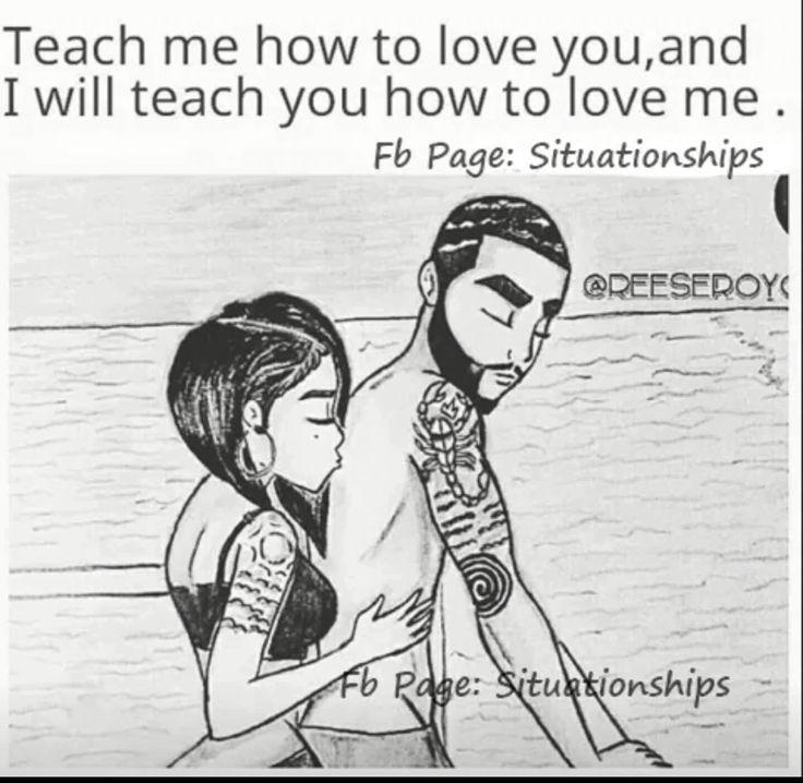 Freaky Relationship Goals Cartoon