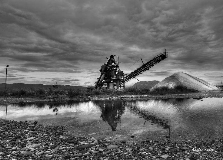 Kostas Ladas photography: Σε άσπρο & μαύρο