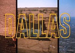 Dallas. I loved it then and I can't wait for the new series now.