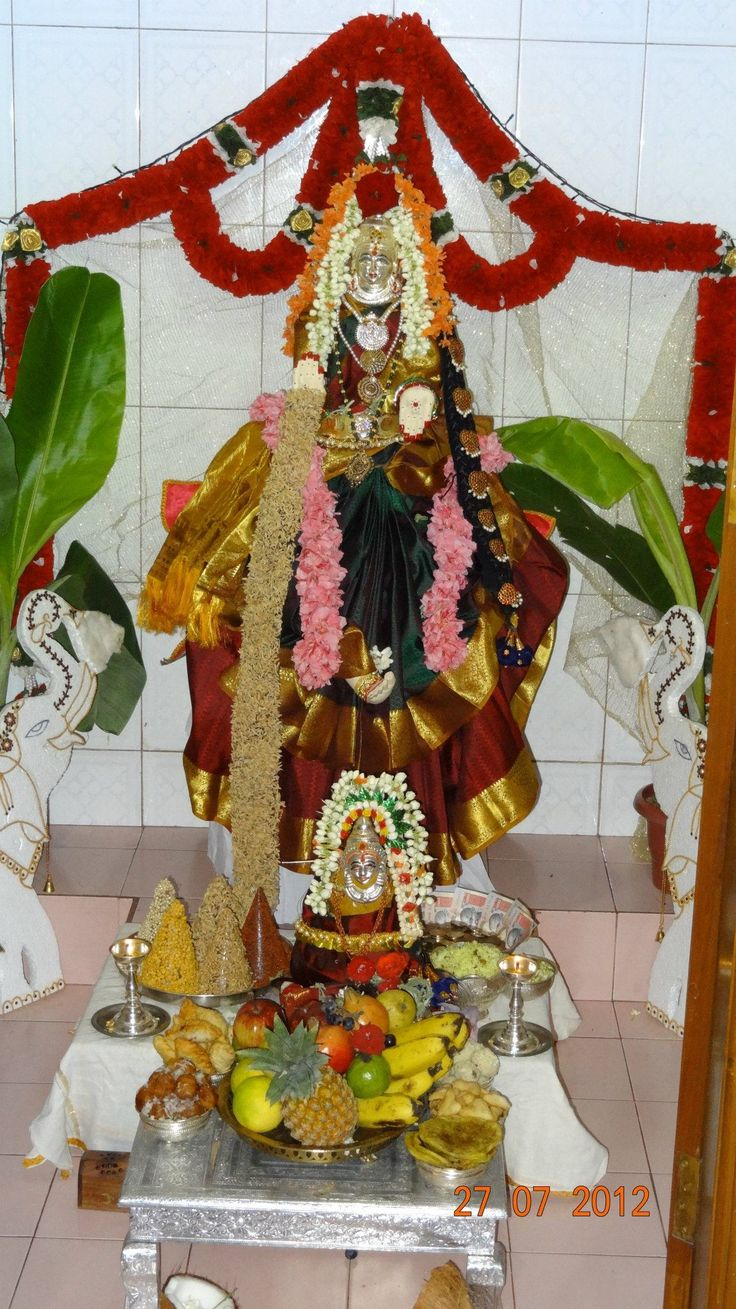 258 Best Images About Tamil Prayer Room On Pinterest: 29 Best Varalakshmi Vratham Images On Pinterest