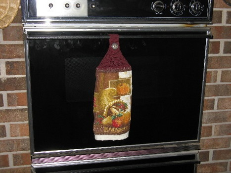 17 best images about crochet kitchen accessories on for Crochet crafts that sell well