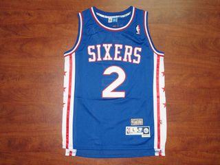 ... White Home NBA Jersey philadelphia 76ers cheap nba 2 blue soul moses  malone swingman jersey Mens Adidas ... 2fbd01731