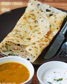 ~ Onion, Wheat Semolina, Rice flour, Maida (or all purpose flour), Ginger, Green chillies, Pepper, Jeera (cumin seeds), Coriander, Curry, Sugar