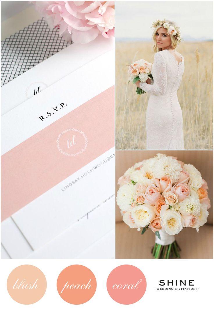 best 25 blush pink weddings ideas on pinterest blush. Black Bedroom Furniture Sets. Home Design Ideas