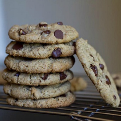 Revamped classic chocolate chip cookies