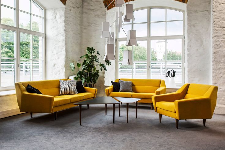 10 best Retro-Couch Cosmo for Scandi-Look in Living-Room ...