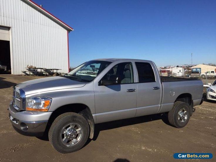 Dodge: Ram 2500 SLT #dodge #ram2500 #forsale #canada