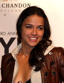 Mayte Michelle Rodriguez (born July 12, 1978), known professionally as Michelle in the television series Lost (2005–2006, 2009–2010) read full. Description from trohag.sourceforge.net. I searched for this on bing.com/images