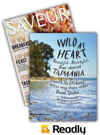 Suggestion about Saveur March 2015 page 79