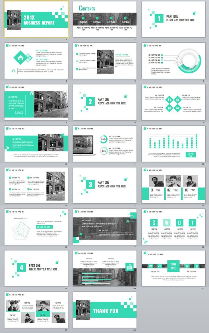 164 best 2018 annual powerpoint templates images on pinterest 23 best blue business powerpoint template toneelgroepblik Image collections