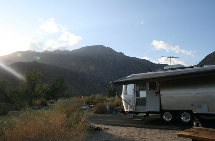 Wait A Fully Electric Zip Dee Awning For Airstreams Rv Living Full Time Trailer Living Rv Living