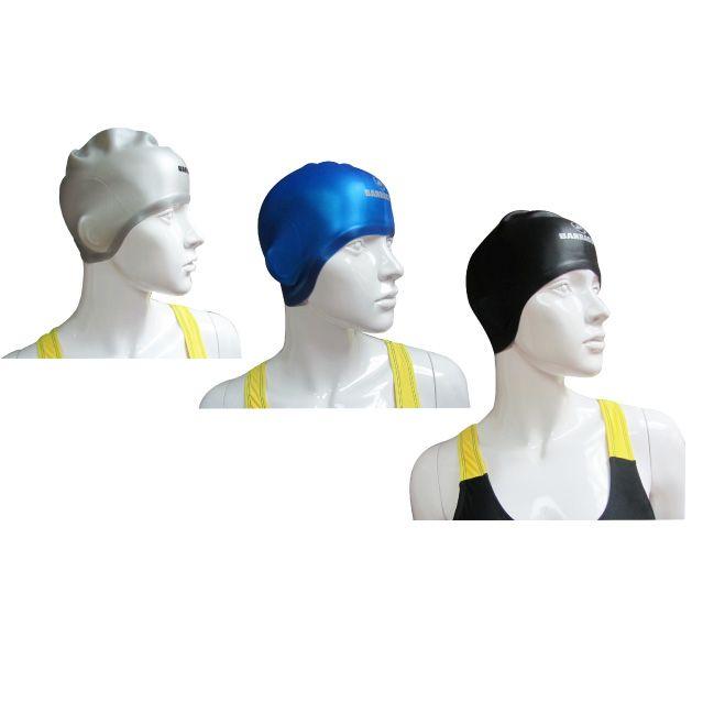 GORRA SILICONA COVEARS (CUBRE OREJAS) - Nuevo diseño anatómico y que cubre completamente el pabellón auricular. - 100% silicona. - Gran comodidad y ajuste.  Colores: Gris, azul y negro. $1.990.-