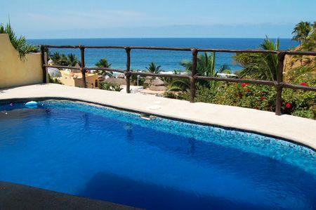 Casa De Suenos - San Pancho, Mexico - 2 bedroom ocean views only $160 US per night! - For information and reservations click here: http://www.sanpanchorentals.com/2bedroom/casa_de_suenos.html