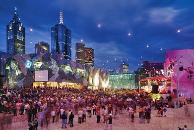 Image of Melbourne for free