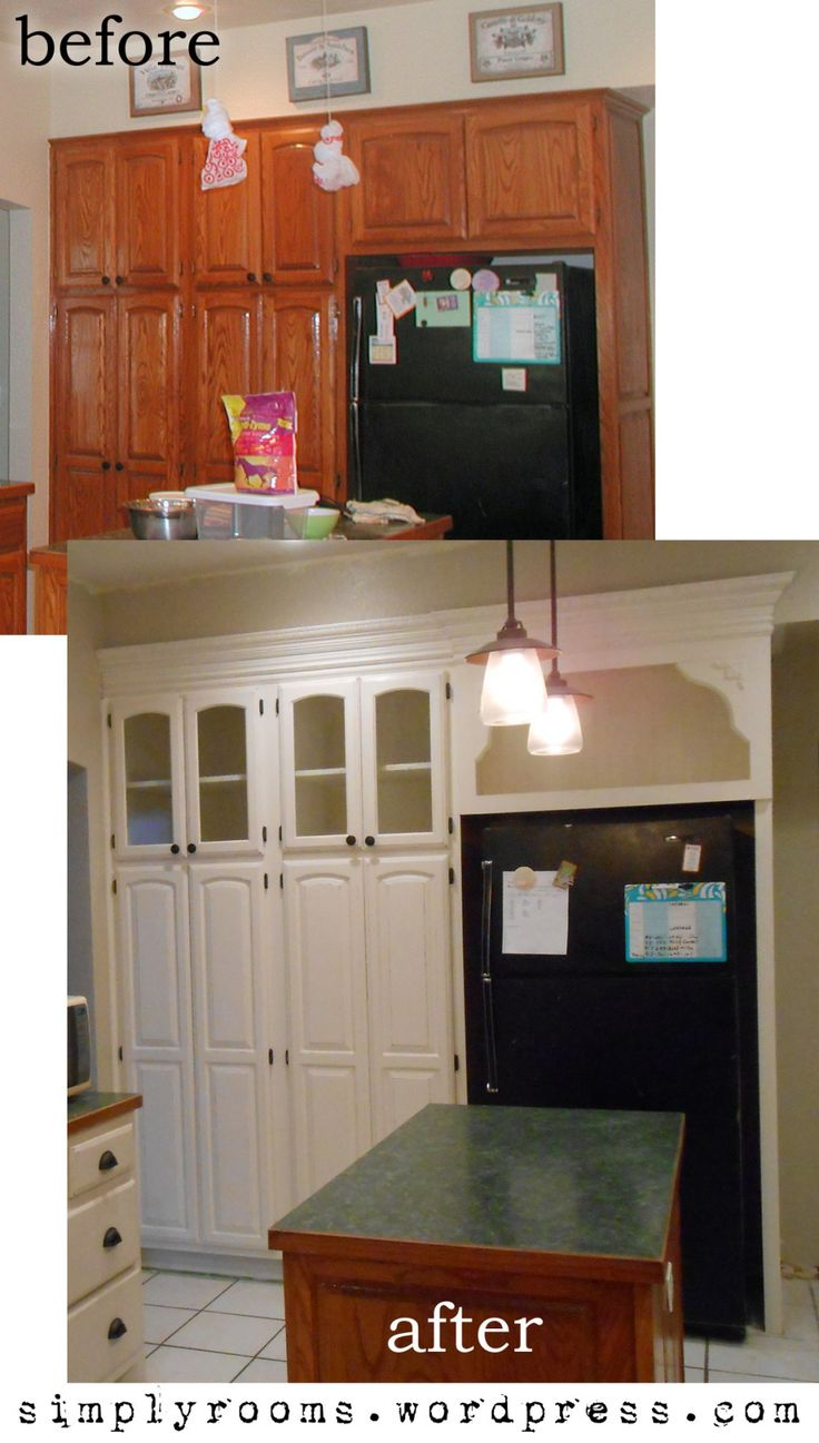24 best before u0026 after images on pinterest home crown molding