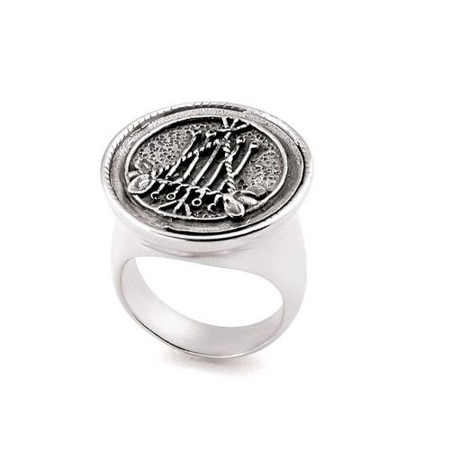 Anello TALISMANO in argento 925