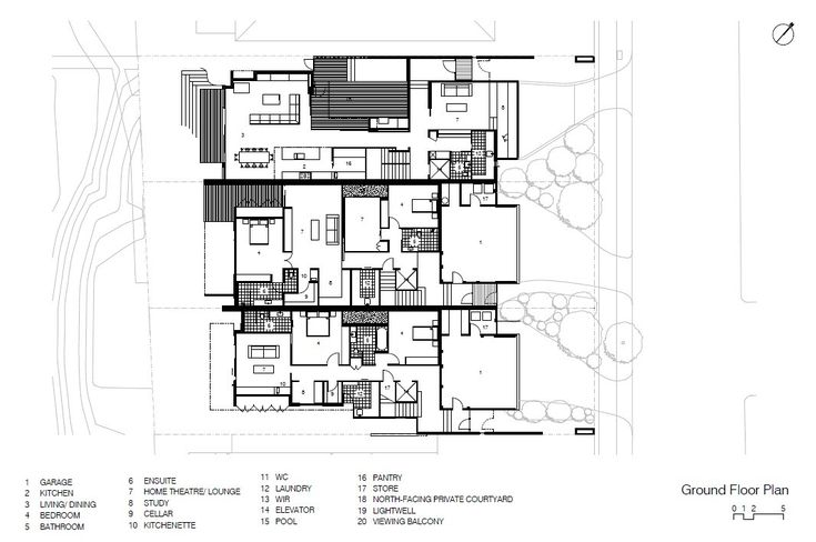 Aspendale Beachfront Apartments,Plan