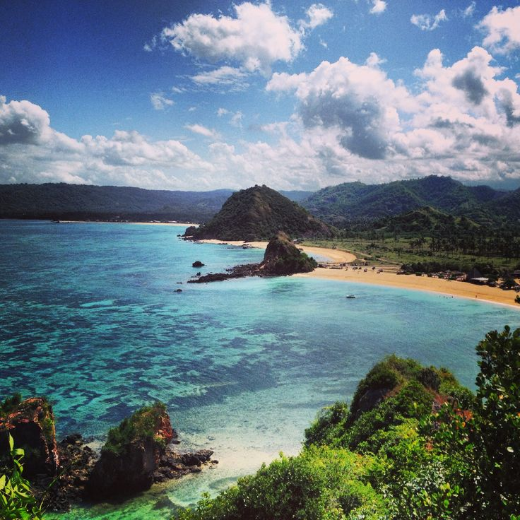 Going back to Lombok, Indonesia and try surfing