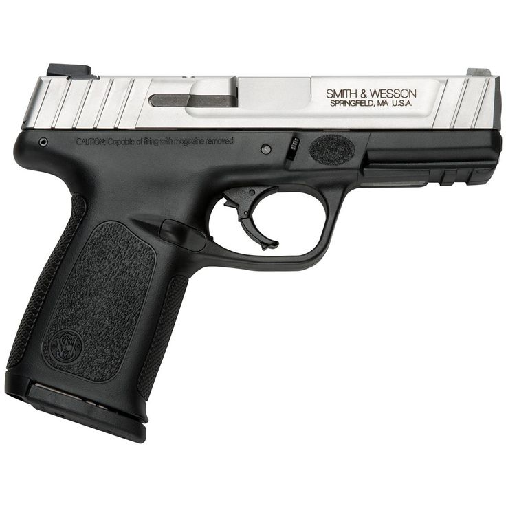 "Smith & Wesson SD9 VE, Semi-automatic, 9mm, 223900, 022188149326, 4"" Barrel"