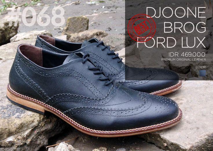 Men's Boots, 068 DJOONE Brogford Lux (Best Seller). Download: http://lookbook.djoone.com