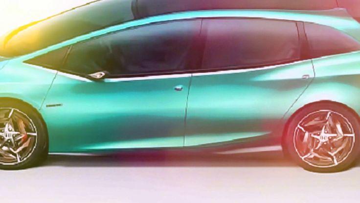 2017 Honda Odyssey AWD Concept Car Luxury