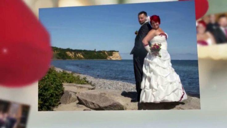 Videofilmer für Trauung Standesamt Schinkelturm Leuchtturm Kap Arkona zusätzlich buchbar auf der Insel Rügen, Heiraten im Leuchtturm.