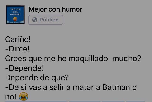 """Mejorconhumor"" #humor #risas #chistes"