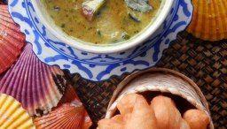 タイの揚げパンはパートゥンクー ปาท่องโก๋(パートンコー)