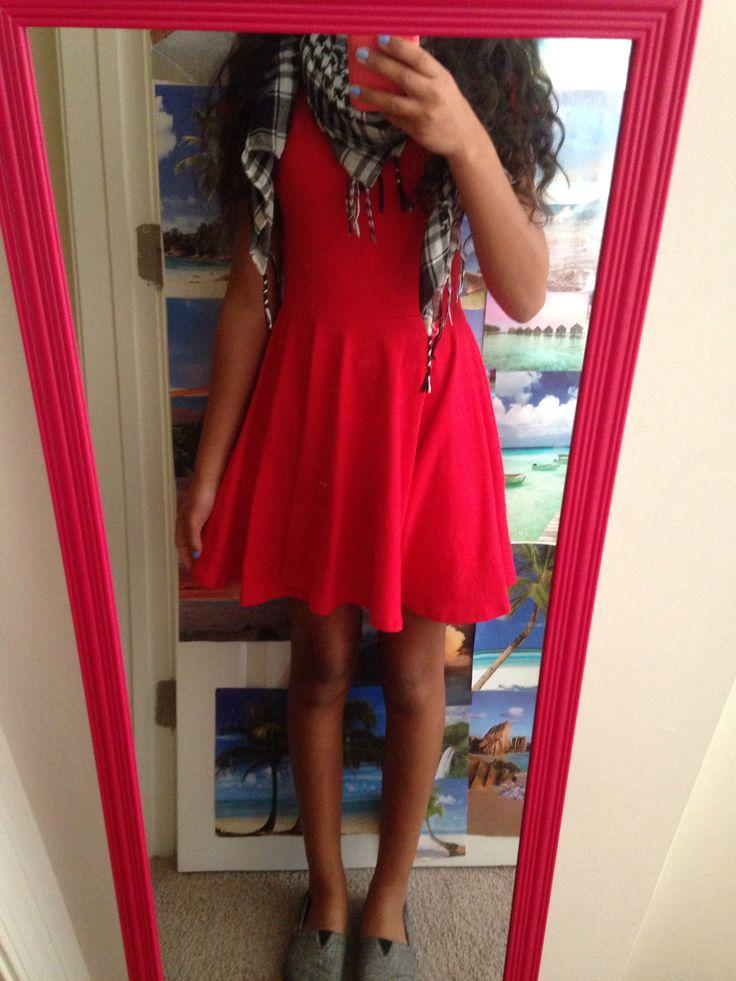 9514 Dress Joyce Leslie - - Scarf Glitter - - Shoes -8360