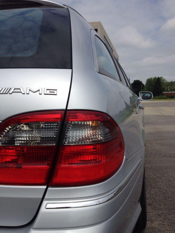 Low mileage 2008 Mercedes-Benz E63 wagon - Rare Cars for Sale BlogRare Cars for Sale Blog