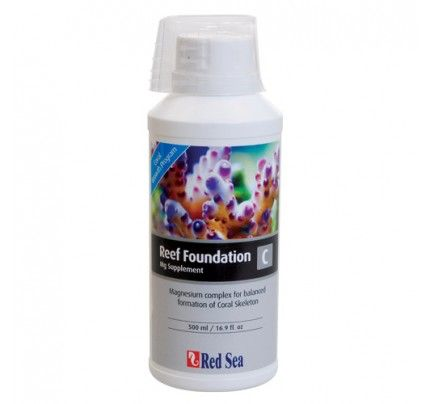 Red Sea Reef Foundation Supplement - C (Mg) - 500 ml
