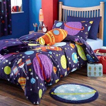Obliečky Outer Space, 135x200 cm   Bonami