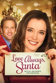 ^  Love Always, Santa Poster