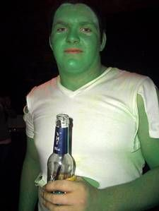 Funny Homemade Costumes | This is one of the easier adult Halloween costume ideas to pull ...