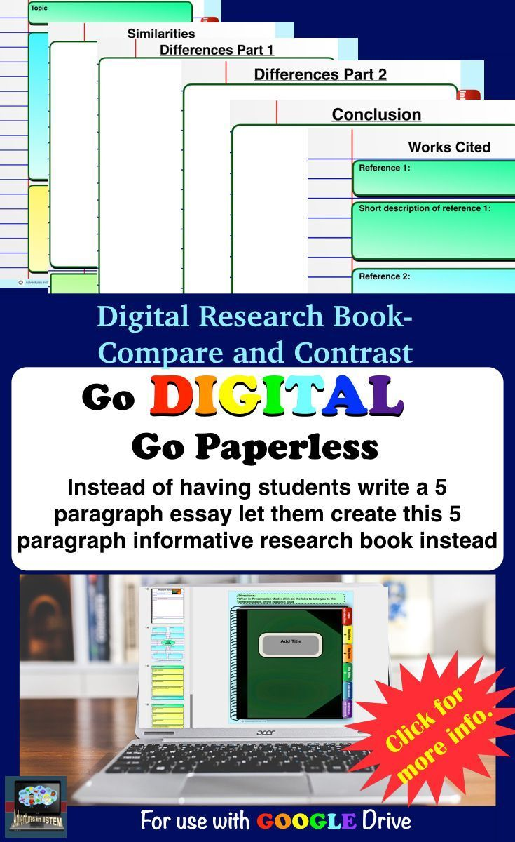 ideas about compare and contrast student digital research book compare and contrast