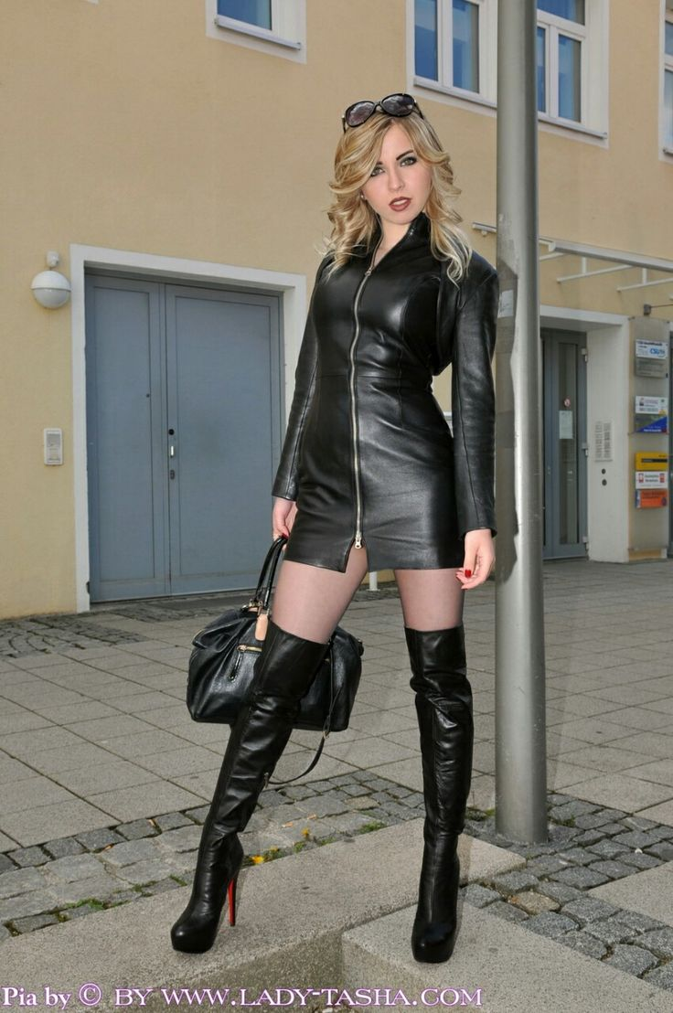 sexy leather videos