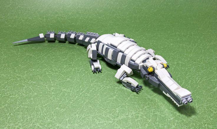 LEGO Mecha Crocodile-11 | by ToyForce 120