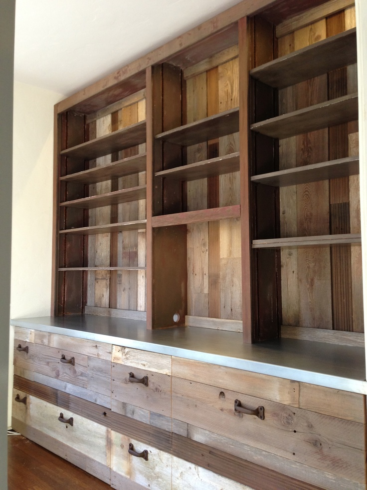 Timber Bookcase: 65 Best Office Design Images On Pinterest