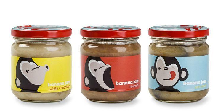 Ñam, packaging para comida infantil.