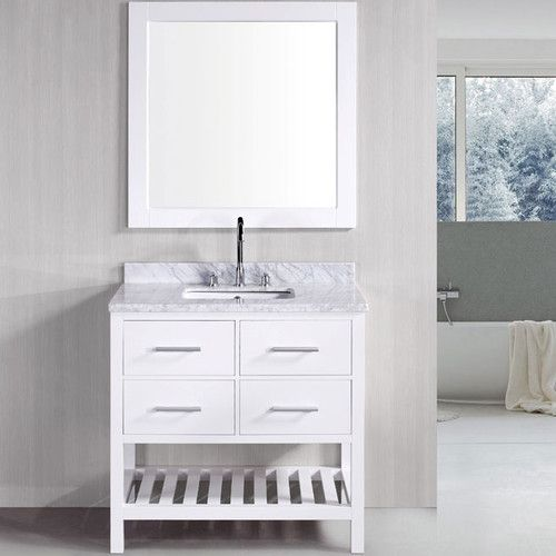 spectacular bathroom vanities brampton. Design Element 36 Single Bathroom Vanity Set with Mirror 20 best Just  purchased images on Pinterest ideas Spectacular Vanities Brampton Home Plan