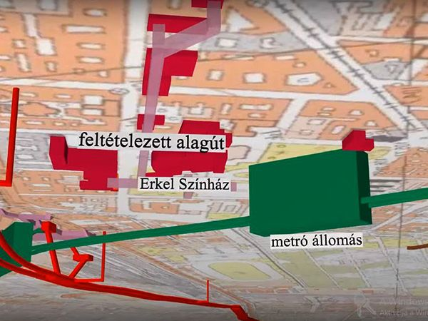 Az interaktív térképen nemcsak Horthy kormányóvóhelye, Rákosi atombunkere, a Gellérthegy járatai, hanem számos olyan objektum is szerepel, amelyeket a katonaság még ma is használ.  ...