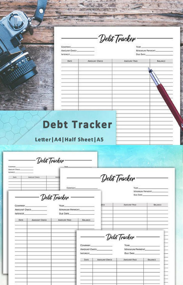 use this log to keep track of your debt keeping track of your debt