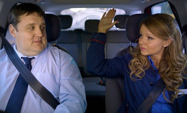 Peter Kay says Car Share series 2 is written and ready to go