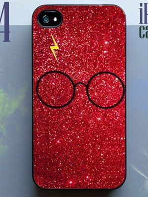 Harry potter phone case | Harry Potter Glitter Phone Case.I WANZ!!!!!!!