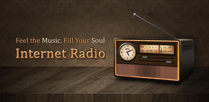 Checkout the internet radio apps for Windows mobile phone.  http://website90.blogspot.com/