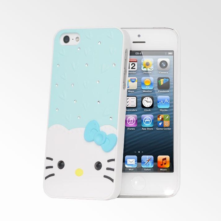 Hello Kitty Rhinestone iPhone 5 Cases