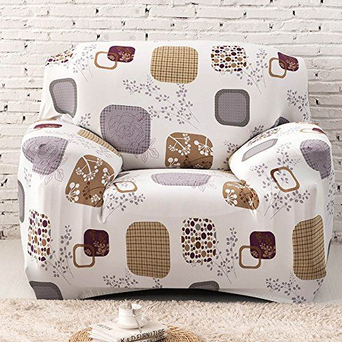 cool YUTIANHOME Sofa Covers, 1-Piece Polyester Spandex Fabric Stretch Slipcover for Living Room